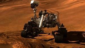 Mars May Hold Liquid Water, NASA Curiosity Rover Finds