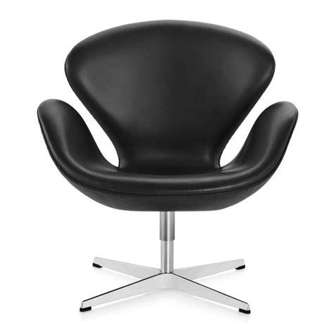 fritz hansen swan chair sessel leder goodform ch