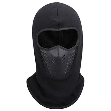 Ninja Mask with Hood: Amazon.com