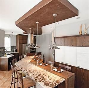 decoration cuisine comptoir With comptoir des indes meubles 3 la decoration