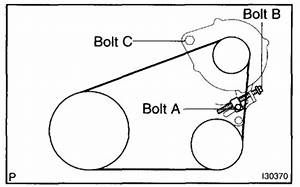 Toyota Camry Belt Diagram  How To Replace Belt On 2002 Toyota