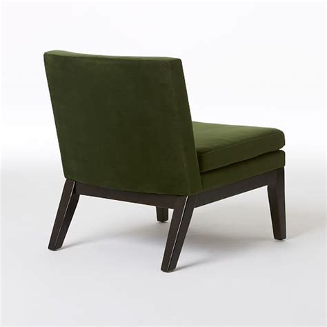 slipper chair west elm