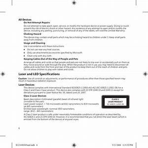 Microsoft 1598 Wireless Adapter User Manual