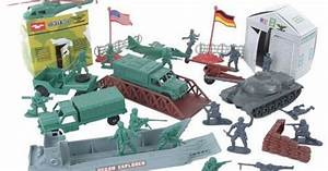 Irresistible Attack Military Playset (Bagged) 1/32 Billy ...