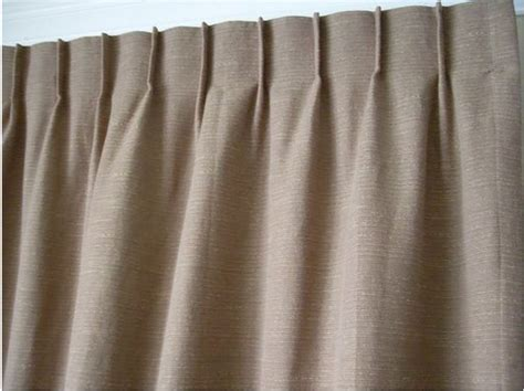 single pinch pleat drape projects pinch