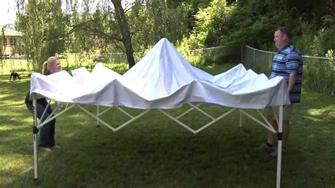 quik shade commercial  instant canopy youtube