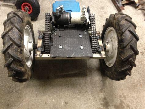 remorque hydraulique micro tracteur pas cher  remorque