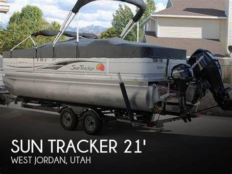 Tracker Boats For Sale In Utah by For Sale Used 2008 Sun Tracker Fishin Barge 21 In West