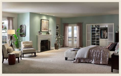 colorfully behr restful bedrooms