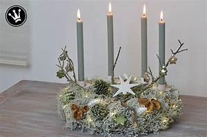 Kerzen Selber Machen Aus Alten Kerzen : diy adventskranz aus stacheldrahtpflanze selber machen mit salbeifarbenen kerzen und ~ Frokenaadalensverden.com Haus und Dekorationen