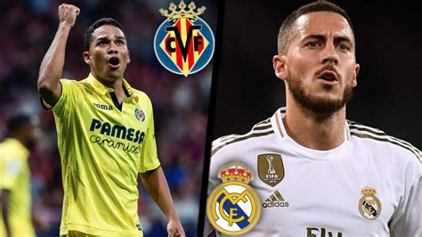 Les compos probables de Villarreal - Real Madrid