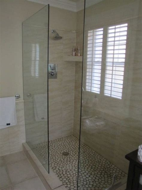 doorless shower doorless shower shower doors bathroom