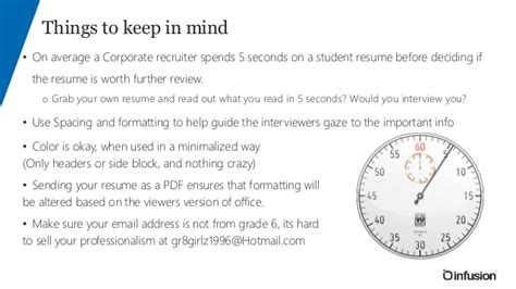 Resume Tips And Tricks by Resume Tips Tricks
