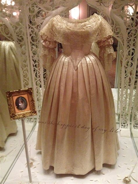 dressed  time kensington palace part  queen victoria