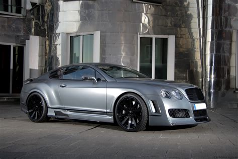 bentley supersports bentley continental gt supersports by anderson germany