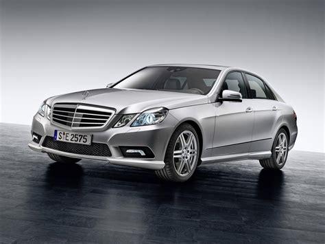 2010 Mercedes Eclass  Top Speed