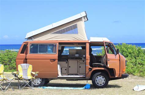 Camper Van Owners Please Book Early