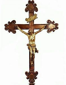 Latin Cross Roman Catholic Symbols