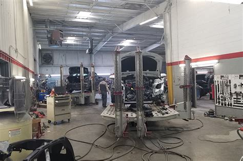 auto body shop  forest park ga collision repairs