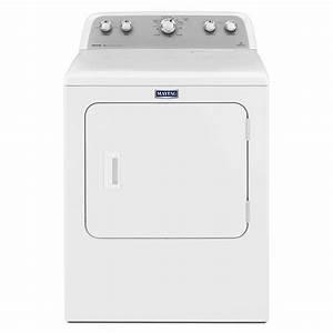 Maytag Medx655dw 7 0 Cu  Ft  Bravos U00ae Electric Dryer W