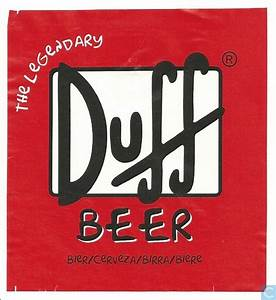 duff beer eschweger klosterbrauerei catawiki With duff beer label
