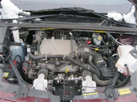 2008 pontiac montana gas engine gas 3 9l part name