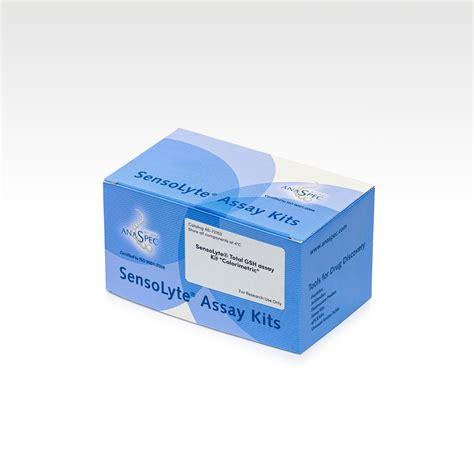SensoLyte® Total GSH assay Kit Colorimetric - 1 kit