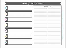 6+ printable weekly planner template bookletemplateorg