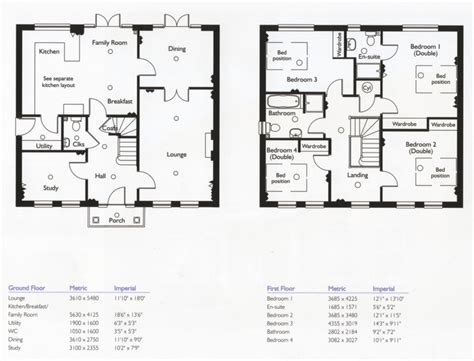 bedroom house floor plans home design ideas also for a