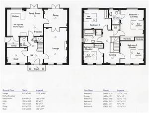 Bedroom house floor plans home design ideas also for a for Layout for 4 bedroom house