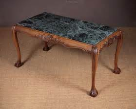 antique marble top coffee table antiques atlas queen anne style marble top coffee table