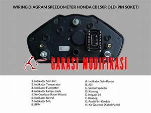 Wiring Diagram Cb150r Led