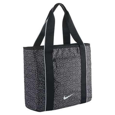 Nike Tote Bag nike legend 2 0 track tote bag black in black lyst