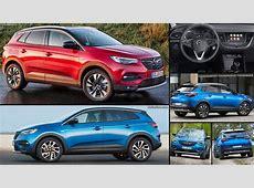 Opel Grandland X 2018 pictures, information & specs