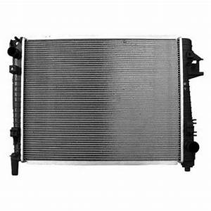 New Radiator Fits Dodge Ram 1500 2500 3500 Hemi 5 7l