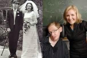 Stephen Hawking Before Illness