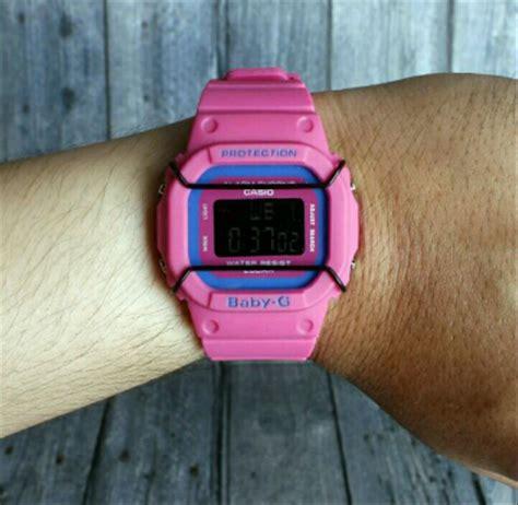 jual jam tangan anak perempuan jam tangan casio baby g ping di lapak zhal tam grosir
