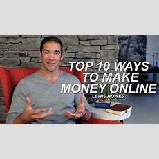 Top 10 Ways To Make Money Online With Integrity