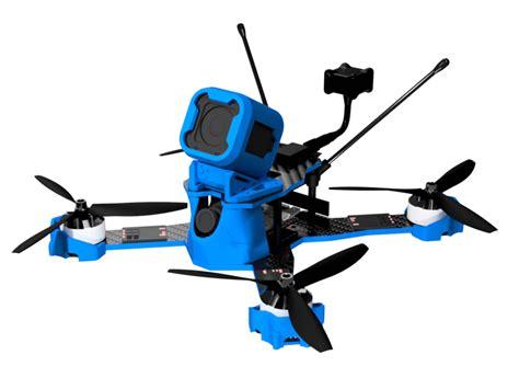 Drone Frames, Motors, Escs, Propellers, Parts And