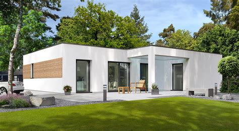 Ebenerdiges Haus by Bungalow Bauen Mit Streif