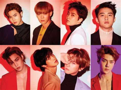 exo love shot lirik exo love shot sukses dominasi chart musik lokal hingga dunia