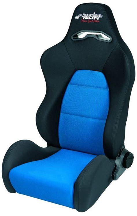 siege baquet pas chere siège baquet en tissu bleu sièges baquets web