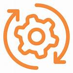 Process Icon Icons Noun Business Processes Data