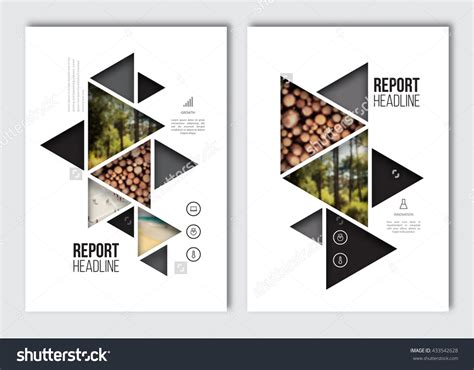 Brochure Layout Templates by Business Brochure Design Template Vector Flyer Layout