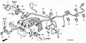 Honda Atv 2008 Oem Parts Diagram For Wire Harness   U0026 39 06