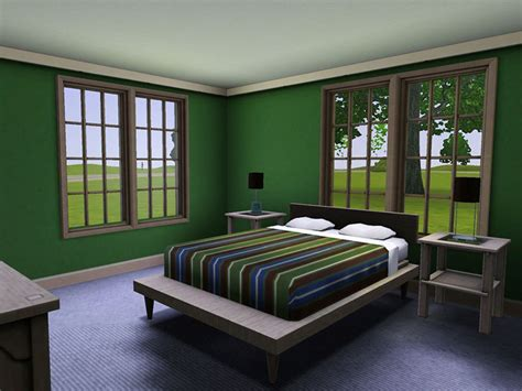 small bedroom images mod the sims lil green bungalow a small home for your sims 13238 | MTS Tiikeria 1354182 Bedroom1 1MTS