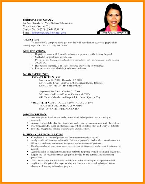 Formal Cv Template by 9 Sle Formal Curriculum Vitae Free Sles Exles