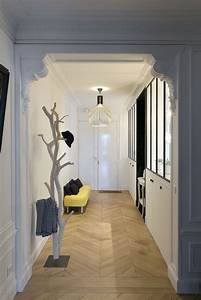 idee deco pour couloir fashion designs With peindre un couloir en 2 couleurs 0 decoration couloir long et etroit 11 astuces efficaces