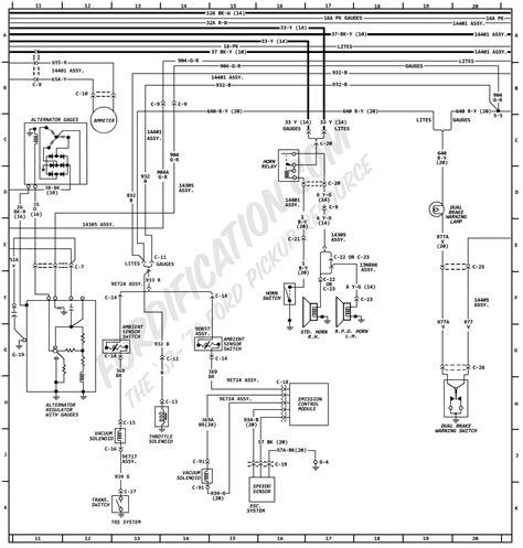 Ford Truck Wiring Diagrams Fordification