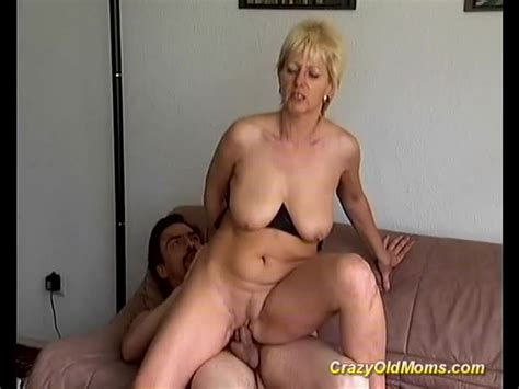 Crazy Old Mom Gets Fucked Hard 2 Milf Porn